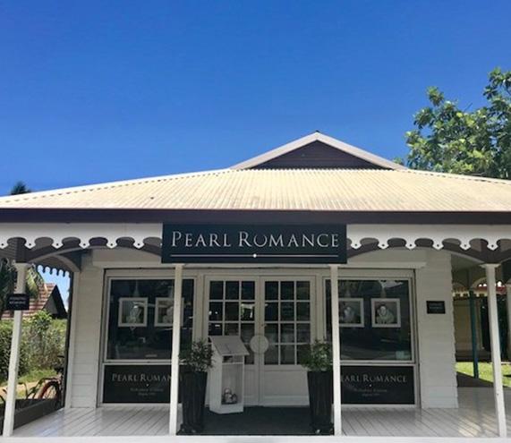 Shop Pearl Romance Maharepa Moorea