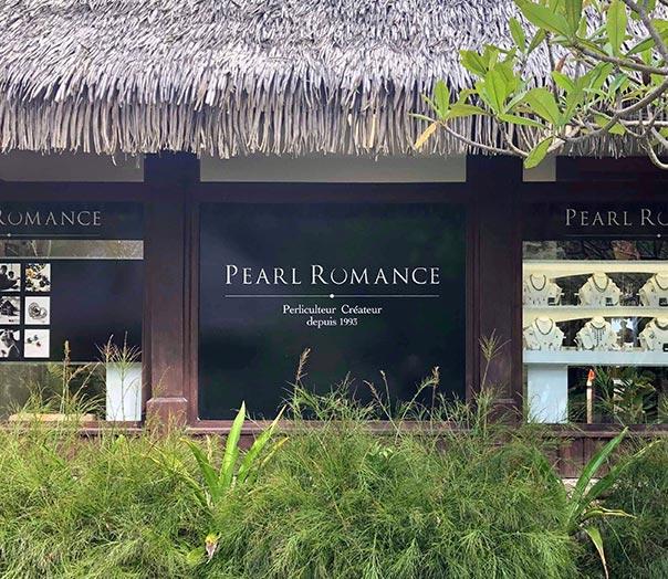 Shop Pearl Romance Sofitel Moorea