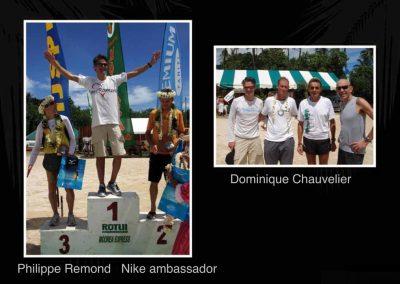 Domique Chauvelier Philippe Remond Nike Ambassador