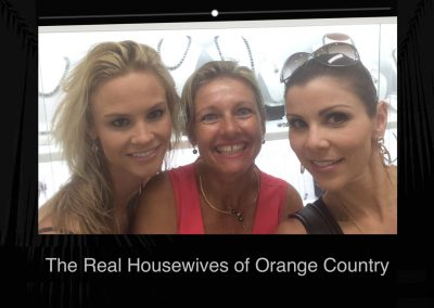 The real housewives of orange country